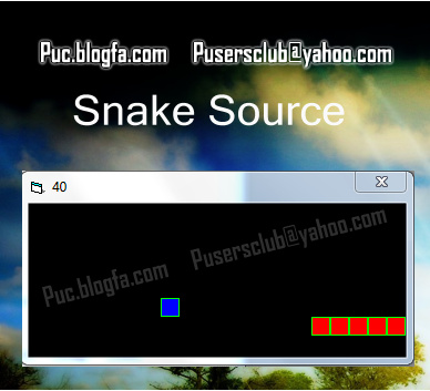 snake source code